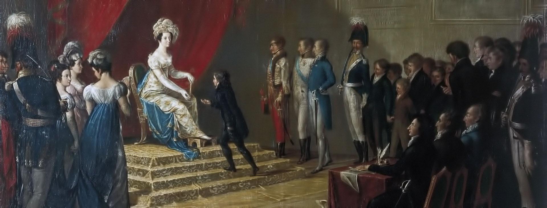 La Duchessa Maria Luigia