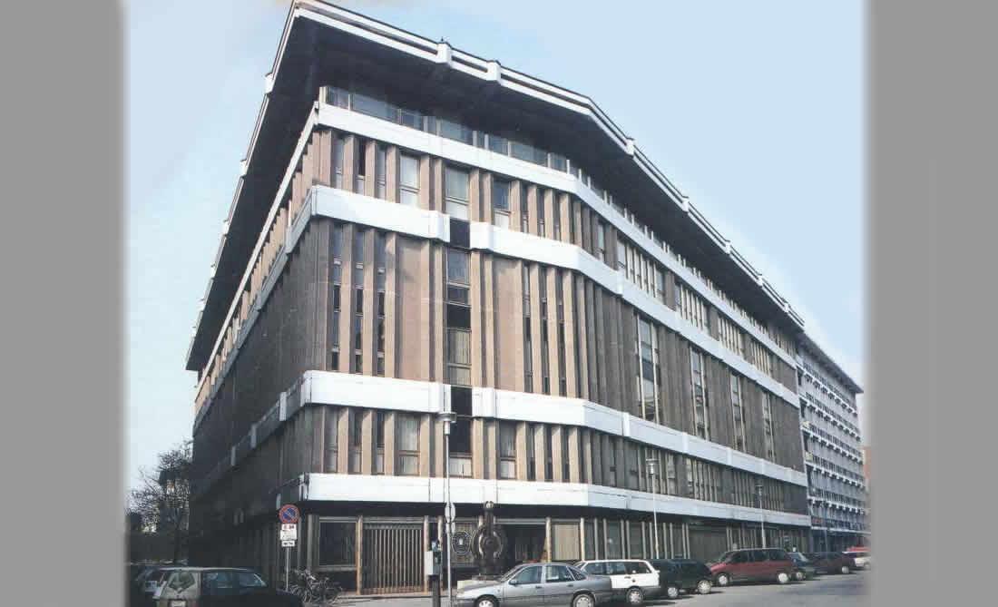 Camera di Commercio di Parma, esterno