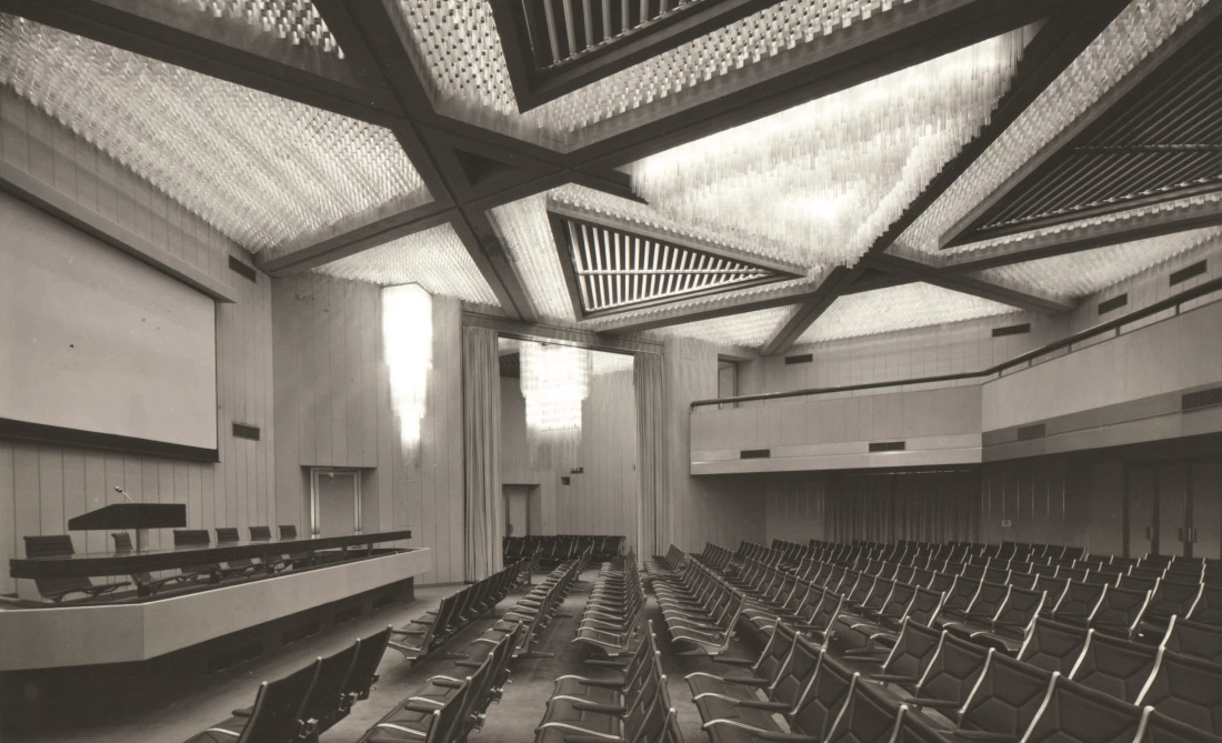 Camera di Commercio di Parma, Sala Congressi