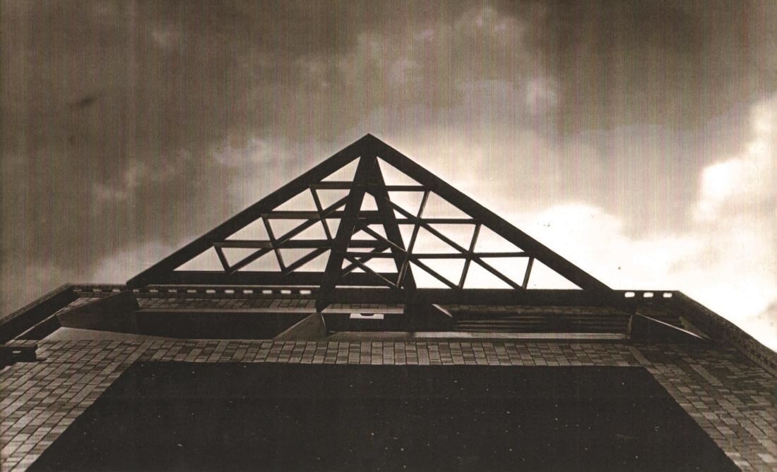 Progetto per il Concorso Internazionale per il Memorial di Auschwitz