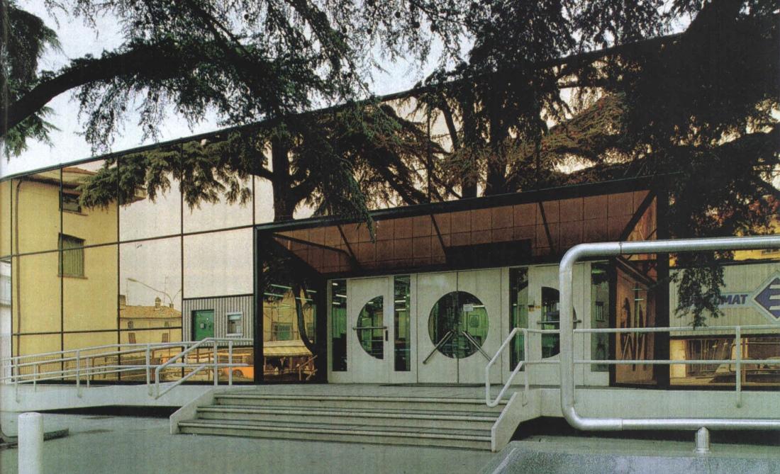 Filiale della Cassa di Risparmio di Parma a Collecchio (PR)